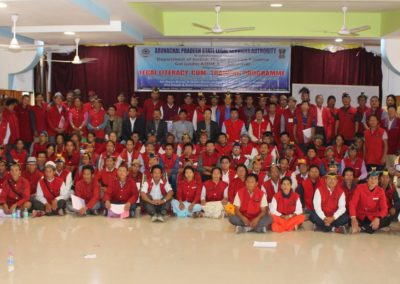Gaon Buras & Gaon Buris Training on 15 & 16 March, 2019