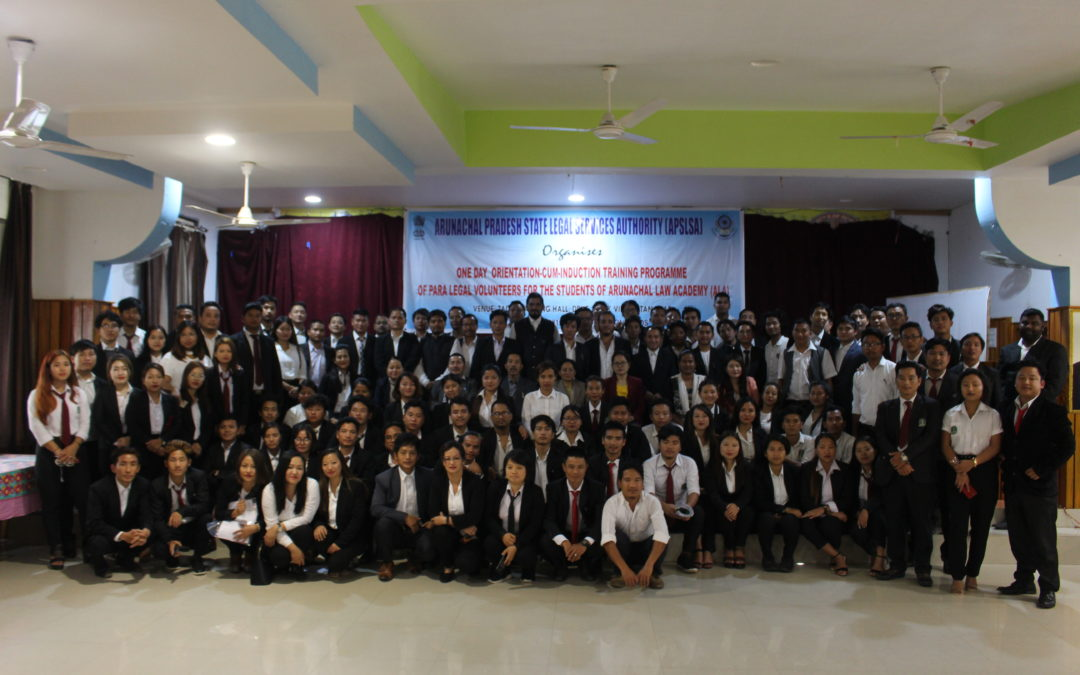 Para Legal Volunteers Training for Students of ALA